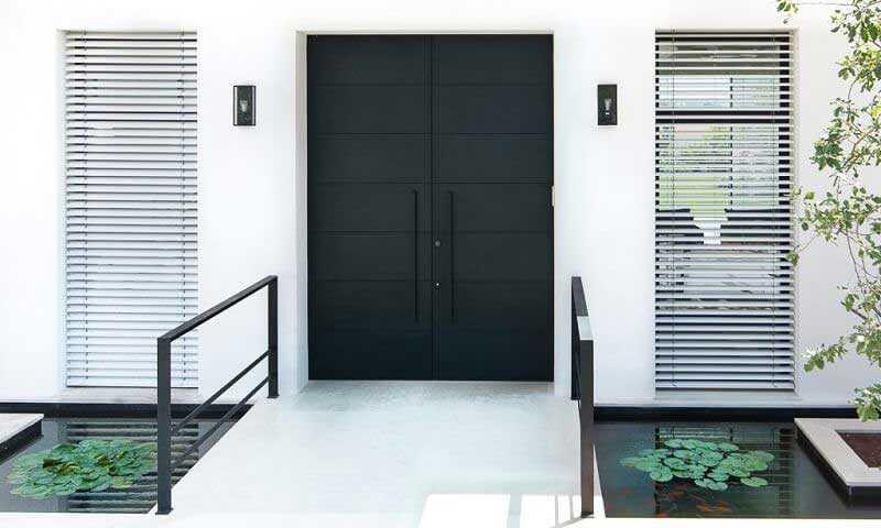 דלתות כניסה מיוחדות