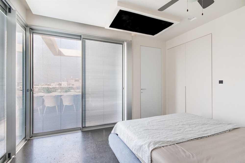דירת אדריכל בתל אביב
