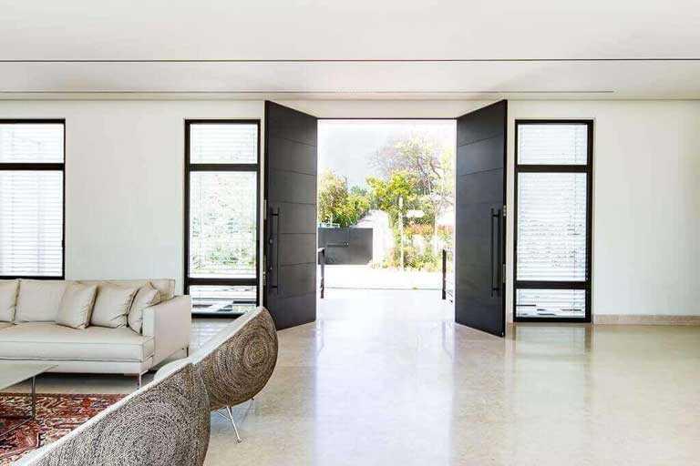 דלתות כניסה מיוחדות הופכות כל בית למיוחד